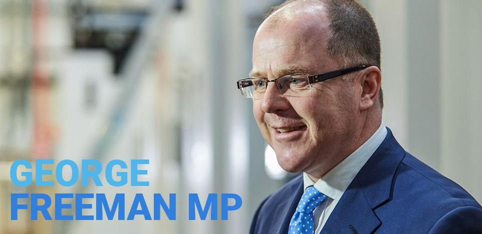 George Freeman MP | Member of Parliament for Mid Norfolk