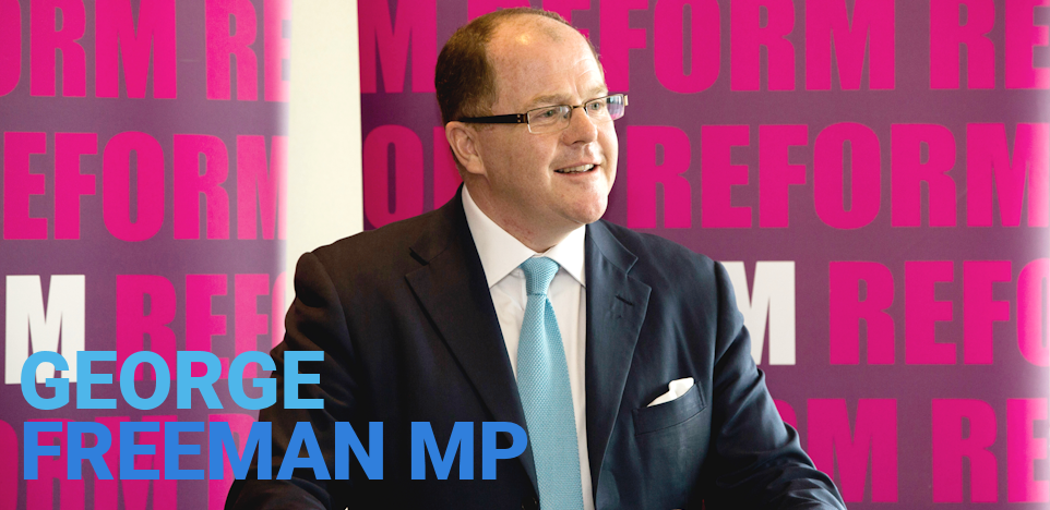 George Freeman MP | Social Justice